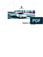Owners Manual Cayman PCNA