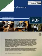 Ciclo de Carguío y Transporte