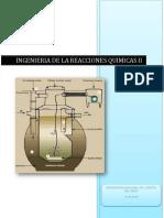 Ejercicio Reactor Catalitico de Lecho Fijo