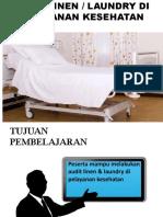 Audit Linen Laundry 2