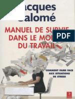 Manuel Survie Monde Travail