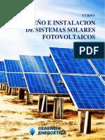 Programa Paneles Solares - Arequipa - 22 y 23 Setiembre