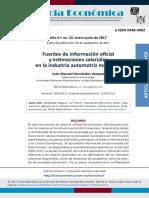 170929 Publicación Artículo Fuentes de Info Salarios Automotrices