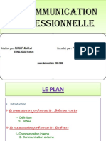 lacommunicationprofessionnelle2-131012081616-phpapp02