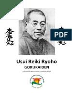Gokukaiden - Referencial de Apoio a Mestres Formadores de Reiki