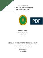 MAKALAH SURAH ALHAJJ 41.docx