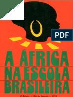 Elisa Larkin Nascimento - A África Na Escola Brasileira