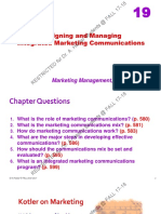 Ch19 Designing and Managing Integrated Marketing Communications Dr. a Haidar @ FALL 17-18 - Copy