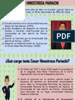 Caso Cesar Hinostroza