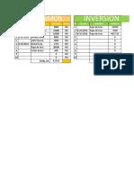 Formatos de Inversion 2016