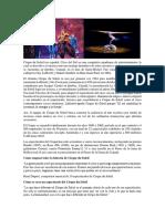 Cirque Du Soleil and Southwest Airlines