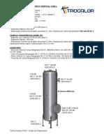 Vaso de pressão 2250 L