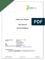Cahier de Charge Site Internet Corevih Alsace