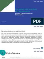 Ipsos turismo Latinoamérica Dic 2018