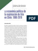Jan Cademartori Et Al 2018 Economia Polituica Del Litio Chile U N Quilmes