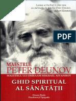 Ghid Spiritual Al Sanatatii - Peter Deunov