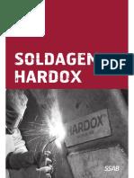Soldagem Hardox