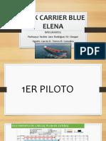 Buque Tradewind Hope-Diapositiva Comandante Del Risco