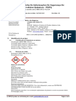 FISPQ 1-Naftol (Alfa Naftol), PA Ref 0618