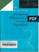 Manfredo geometria