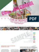 Curs Creativitate Sample