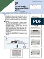 Catalogo Tecnico  AE