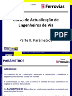 Modulo II Parâmetros