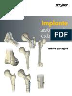 Implantes Sistema de Extracción