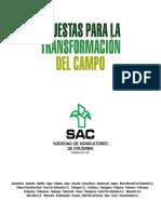 Apuestas Para La Transformacion Del Campo - SAC