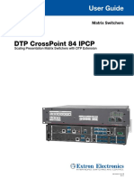 DTP CrossPoint 84 IPCP