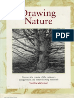 PARTE 1 - Drawing Nature - By Stanley Maltzman