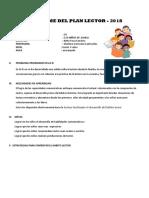 Informe Final Plan Lector 2018