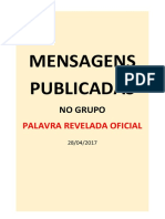 Mensagens Publicadas PalavraRevaladaOficial 28.04.2017.PDF
