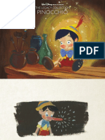 Walt Disney Records the Legacy Collection Pinocio-booklet