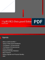 11g Dataguard Enhancements
