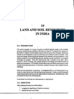 L-19 Land and Soil Resources in India