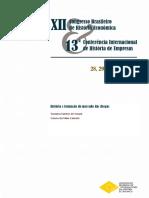 10 História e Formação Do Mercado Das Drogas