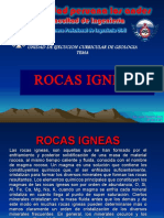 Geologia  Clase v  Rocas Igneas