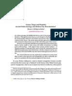 Semen Viagra and PaNDaka Endocrinology and Modern Day Discrimination Paisarn Likhitpreechakul