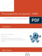 Process Amen to Do Apache Mpm