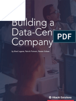 Hitachi Solutions Building Data Centric eBook