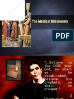 Medical Missionary and The Final Crisis  Continued