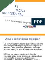 Módulo 1- Comunicação Empresarial