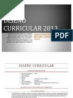 Diseño Curricular 2013 Eso-his-geo-eci