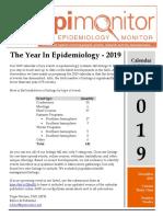 Final Dec 2018 Epidemiology Monitor