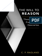 C. P. Ragland - The Will to Reason_ Theodicy and Freedom in Descartes-Oxford University Press (2016)