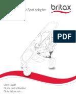 B-Ready Car Seat Adapter
