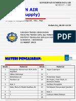 04 Pasokan air (water supply).ppt