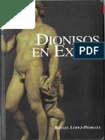 López Pedraza Dionisos en Exilio