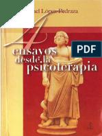 López Pedraza Ensayos Desde La Psicoterapia